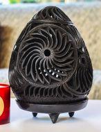 Barro Negro Lantern-Flor