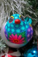 Pajarito de Paz (Bird of Peace) Ornament