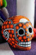 Hand Painted Calavera Skulls