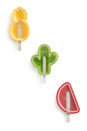 Lekue Ice Cream Pop Mold Set (3 Molds)
