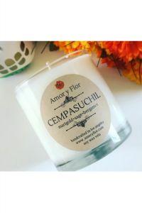 Cempasuchil Candle