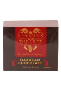 Seasons of my Heart Oaxacan Chocolate