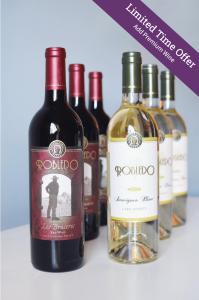 Robledo Family Wine