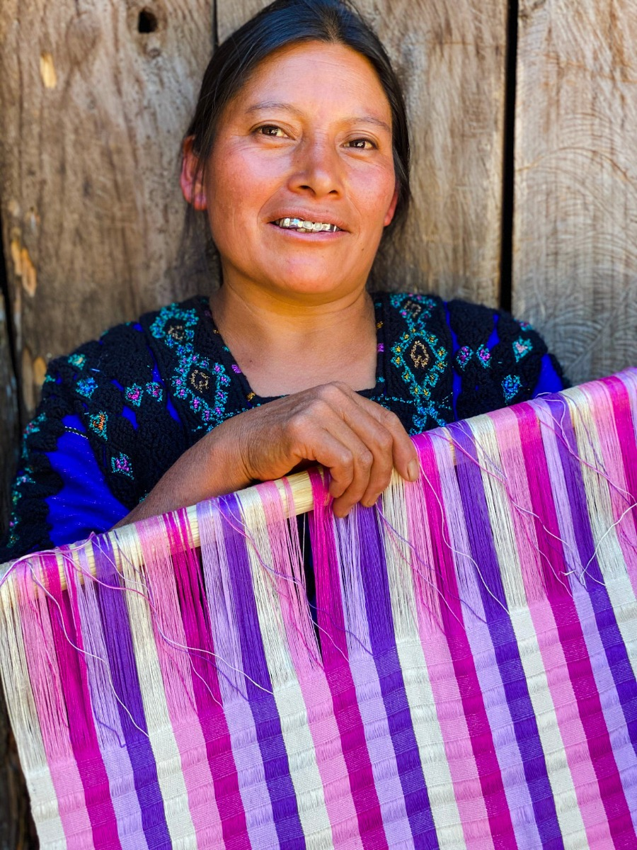 Chiapas Chalina Rebozo Shawls